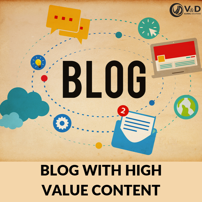 blogging eCommerce
